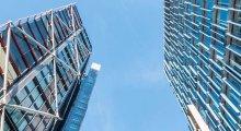 Image of tall apartment blocks