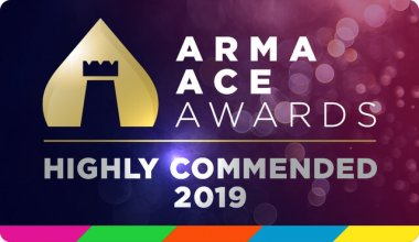 ARMA ACE Awards Highly Commended 2019 logo