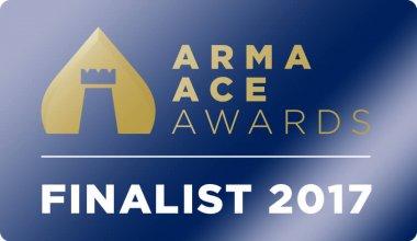 ARME ACE Awards Finalist 2017