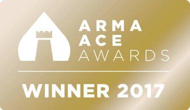 ARMA ACE Awards Winner 2017 logo