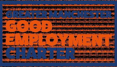 Greater Manchester Good Employment Charter logo