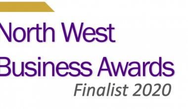 North West Business Awards Finalist 2020 logo