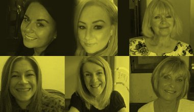 Photo of Realty Management's accounts and administration teams